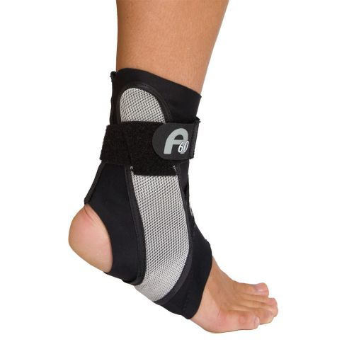 Aircast A60 ankle brace - slim for use in sporting footwear