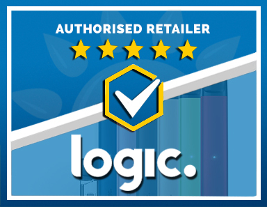 We Are an Authorised Retailer of Logic Products