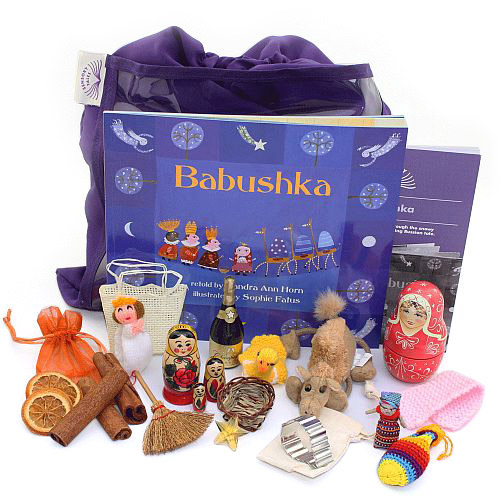 Babushka Book for Kids with Autism