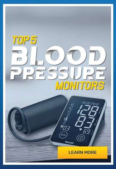 Blood pressure monitors for use at home