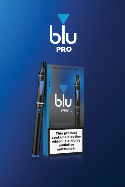 Shop the Blu Pro Range