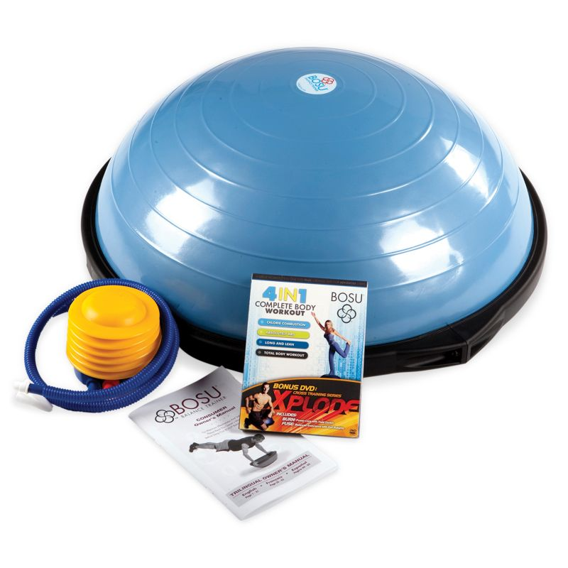 BOSU Balance Trainer Pro Home Kit
