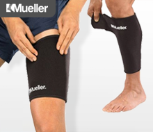 Mueller Calf And Thigh Supports