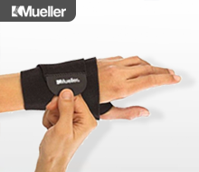 Mueller Wrist And Hand Supports
