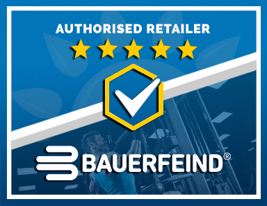 We Are an Authorised Retailer of Bauerfeind Products