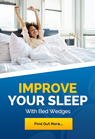 Bed wedges