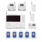 Wireless Nurse Call Alarm Monitoring Systems