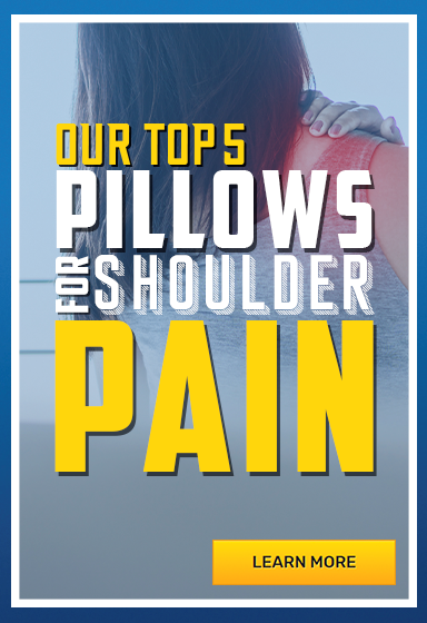 Best Pillows to Relieve Pain in Your Shoulder