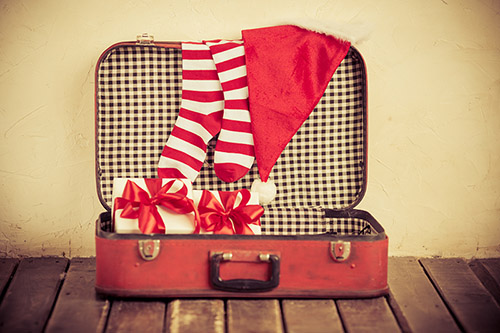 Protect Feet During Christmas Travel