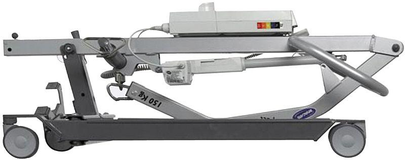 birdie 150 compact lifter