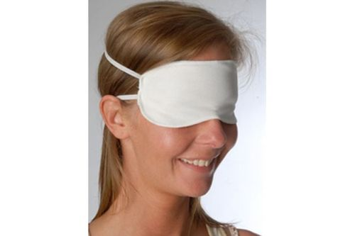 An Eye Mask Can Prevent Your Scratching in Your Sleep
