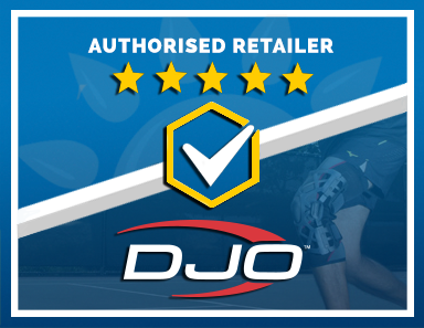 We Are an Authorised Retailer of Donjoy Products