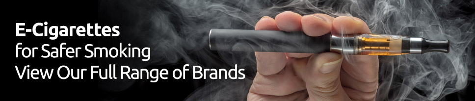 See Our Full Range of Electronic Cigarettes