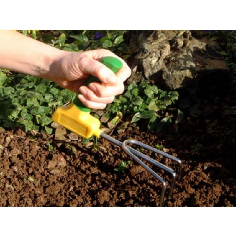 Easi-Grip Garden Cultivator with Soft Handle