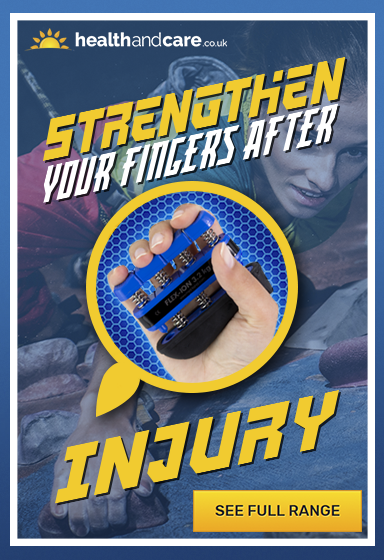 Strengthen Your Fingers After Injury
