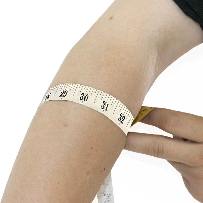Measure Your Forearm a Few Centimetres Below Your Elbow