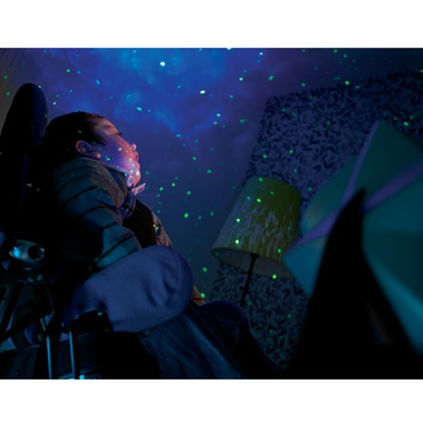 SpaceKraft Sensory Galaxy Star Projector