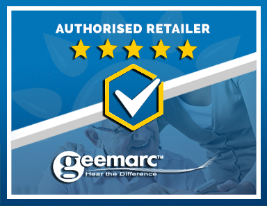 We Are an Authorised Retailer of Geemarc Products