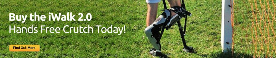 Buy the iWalk 2.0 today