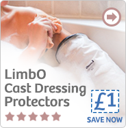 Limbo Paster Cast Dressing Protector