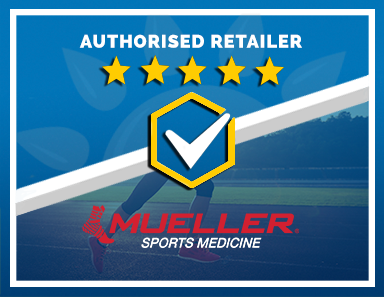 We Are an Authorised Retailer of Mueller Products