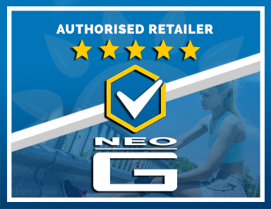 We Are an Authorised Retailer of Neo G Products