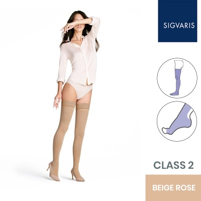 Which Sigaris Style Opaque Compression Stocking Do I Need?