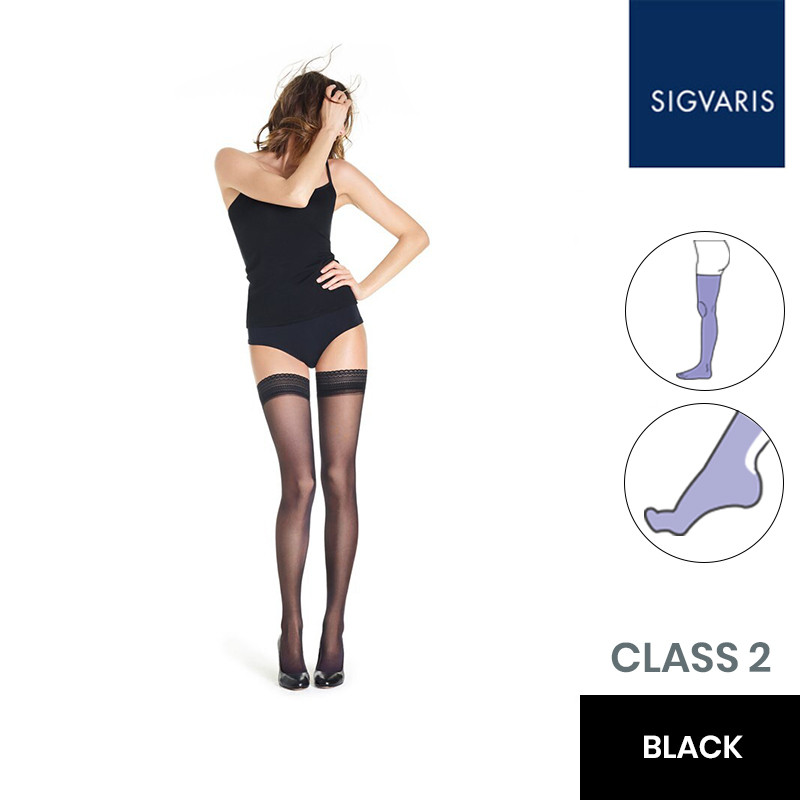 Which Sigvaris Style Transparent Stockings Do I Need?