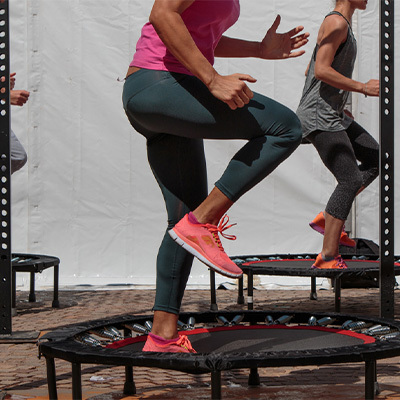 Can I Get Fit Using a Mini-Trampoline?