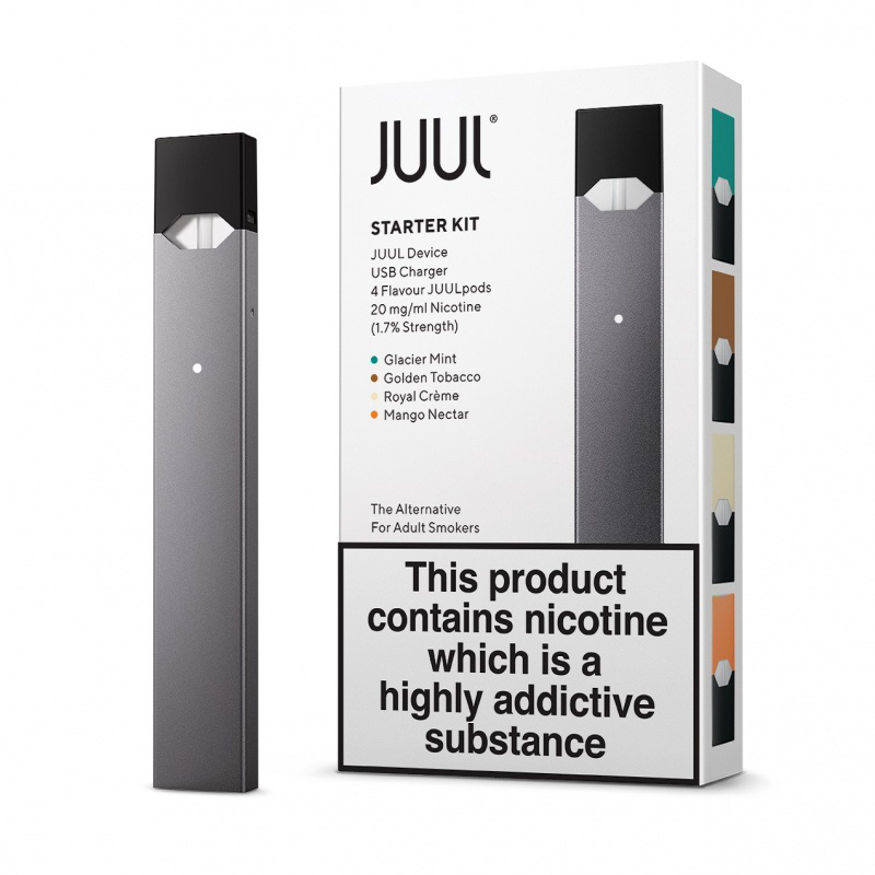 Where Can I Buy JUUL UK Starter Kits and Pods?