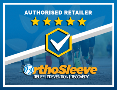 We Are an Authorised Retailer of OrthoSleeve Products