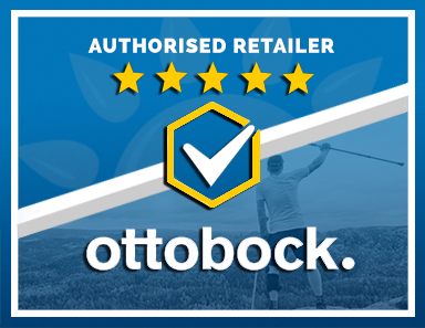 We Are an Authorised Retailer of Ottobock Products