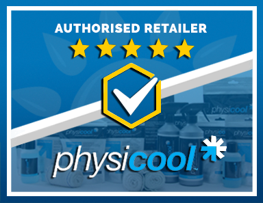We Are an Authorised Retailer of Physicool Products