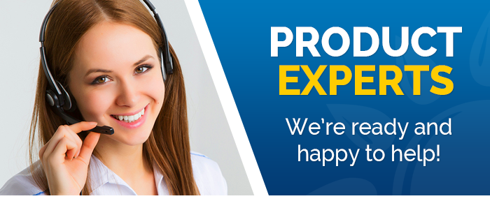 Speak to Our Product Experts for More Advice