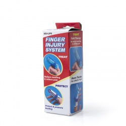 Finger Injury Treatment system