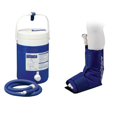 Aircast Paediatric Ankle Cryo Cuff and Gravity Cooler Saver Pack