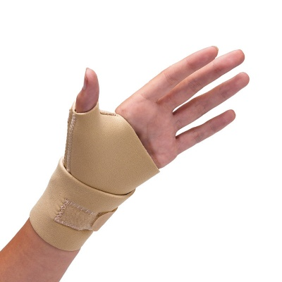 BeneCare Neoprene Abducted Thumb Wrap