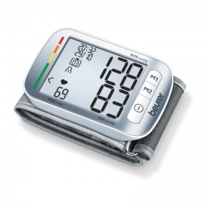 Beurer BC50 Wrist Blood Pressure Monitor with Extra Large Display