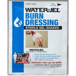 WaterJel  Burn Dressing 5cm x 15cm (Pack of 20)