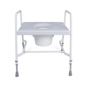 Cefndy Super Bariatric Raised Toilet Seat