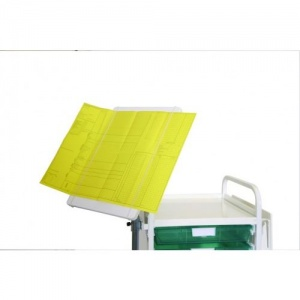 Chart Holder for Sunflower Medical Vista Storage Trolleys