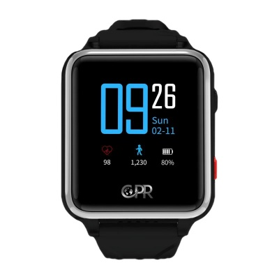CPR Guardian II Dementia GPS Tracker Watch