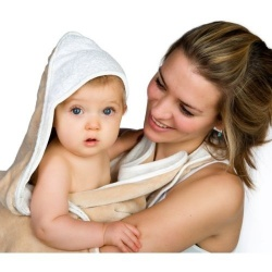 Cuddle Dry Baby Bath Towel