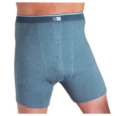 CUI Men's Fitted Trunks Ostomy Underwear