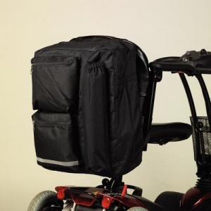 Deluxe Scooter Bag with Crutch Pocket