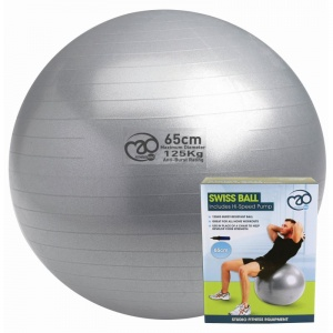 Fitness-Mad 125kg Anti-Burst Swiss Ball