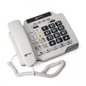 Geemarc Photophone 100 Amplified Picture Telephone