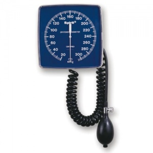 Guardian Pro Wall-Mounted Aneroid Sphygmomanometer with Adult Cuff
