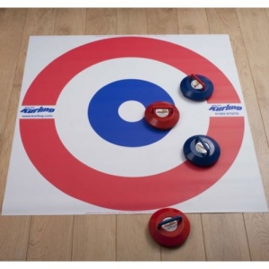 New Age Kurling and Bowls House Target