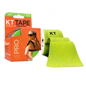 KT Tape Pro Synthetic Kinesiology Therapeutic Tape Winner Green